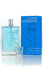 Love & Desire for Men 100ml EdP with Pheromones
