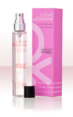 Love & Desire for Women 15ml EdP with Pheromones